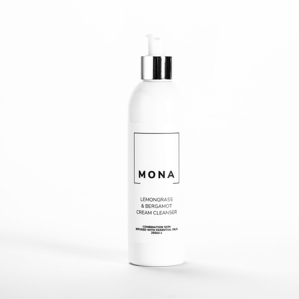 Lemongrass and Bergamot Cream Cleanser 250ml