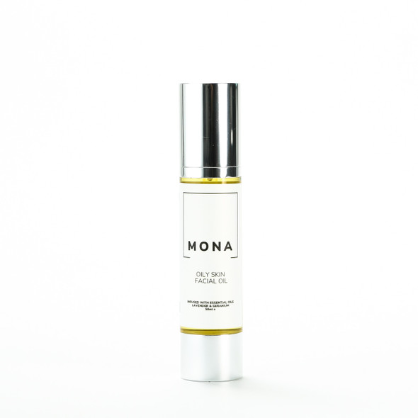Mona Living Oily Skin Facial Oil 50ml