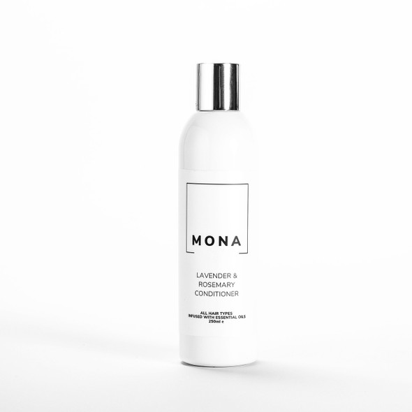 Mona Living Organic Lavender & Rosemary Conditioner 250ml