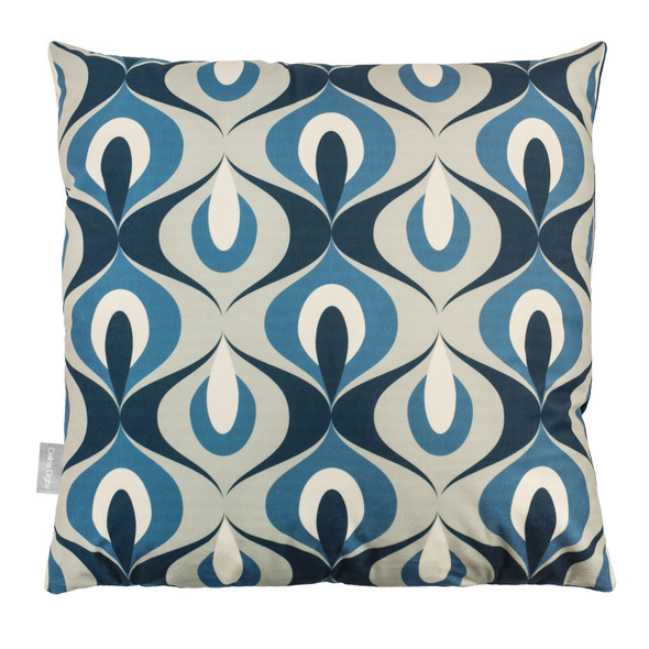 Celina Digby Opulent Velvet Cushions - Betty Blue
