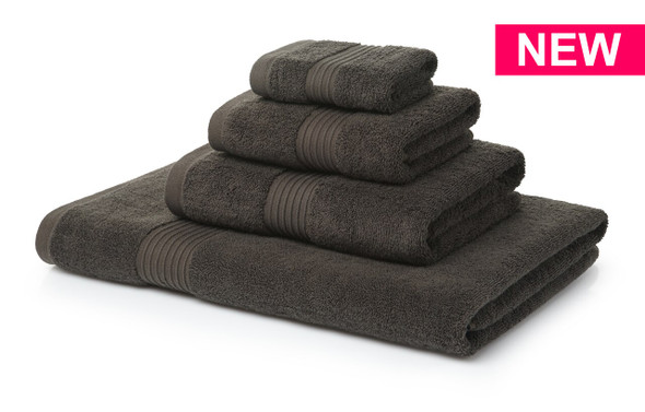 Premium  Towels - 700 GSM (Chocolate Brown)