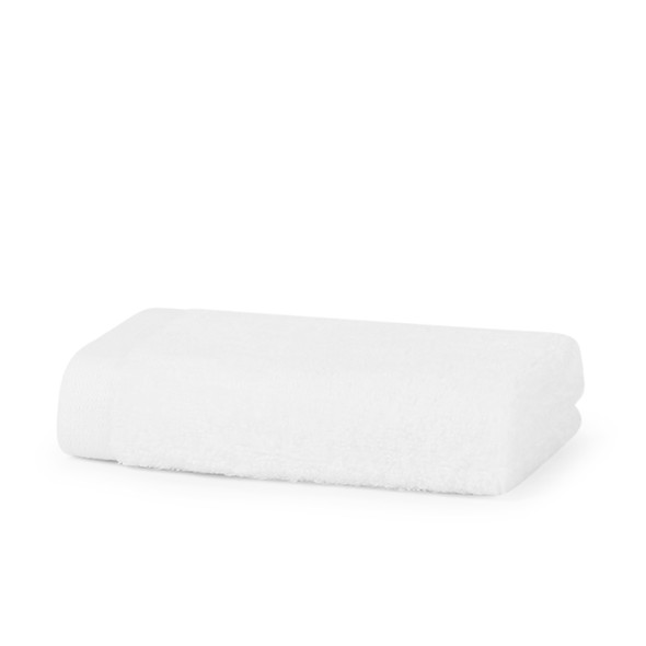 Opulence Zero Twist Soft Extra Plush Towels 100% Cotton - 600 GSM Face Cloths (White)