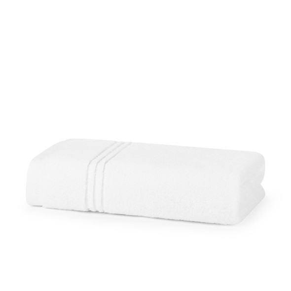 Opulence Zero Twist Soft Extra Plush Towels 100% Cotton - 600 GSM Hand Towels (White)