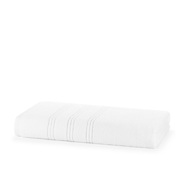 Opulence Zero Twist Soft Extra Plush Towels 100% Cotton - 600 GSM Bath Sheets (White)