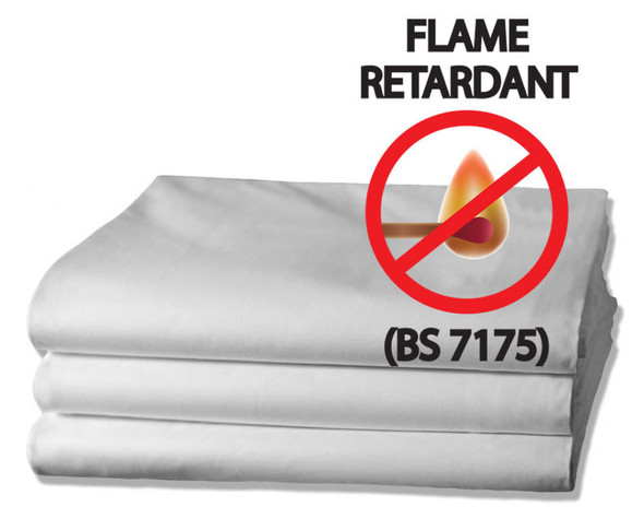 Flame Retardant Duvet Covers - (BS 7175-Crib 7 Certified)