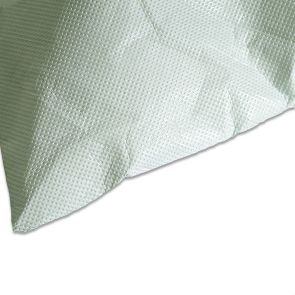 Flame Retardant Green Tint Pillow Protectors - Waterproof