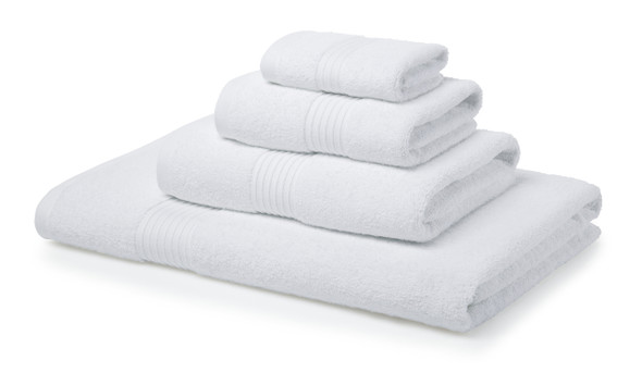 Premium Bath Towels (70x130cm)- 700 GSM (White)