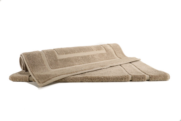 Royal Egyptian 1000 GSM Luxury Bath Mats (Latte)