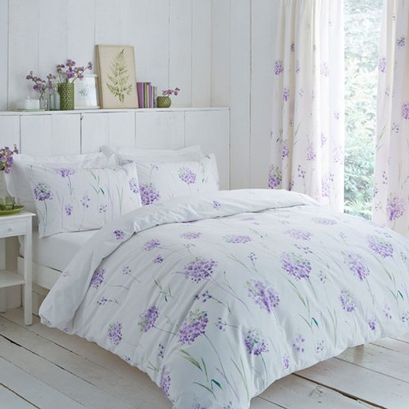 PC Print Kendall Floral Duvet Cover