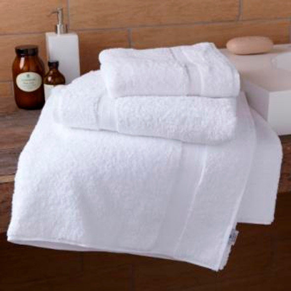 650 GSM Soft Touch White Turkish Towels