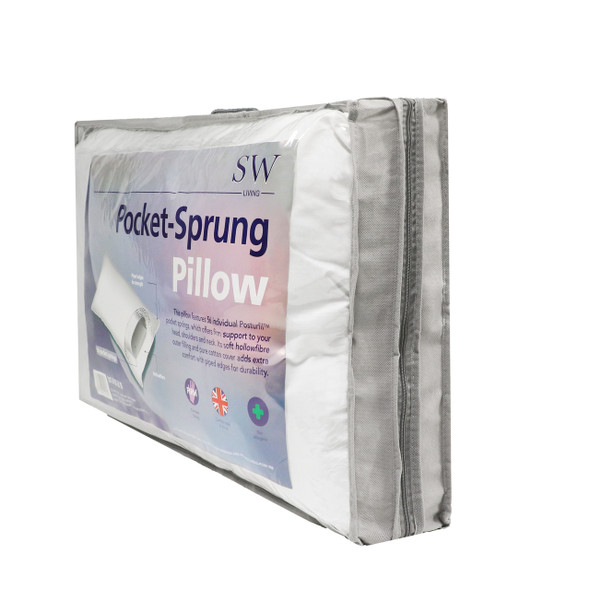 Pocket Spring Pillows
