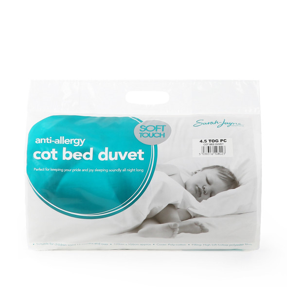 Anti Allergy Cot Duvets