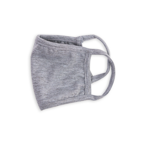 Light Grey Reusable Washable Face Mask
