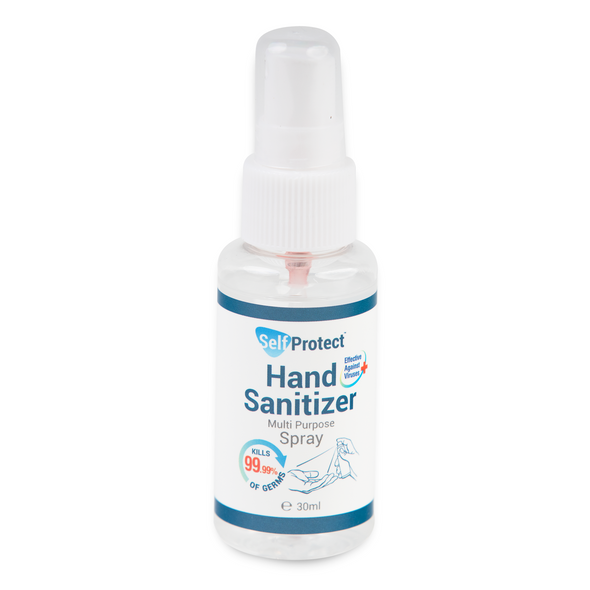Self Protect 75% Alcohol Hand Sanitising Spray- 30ml