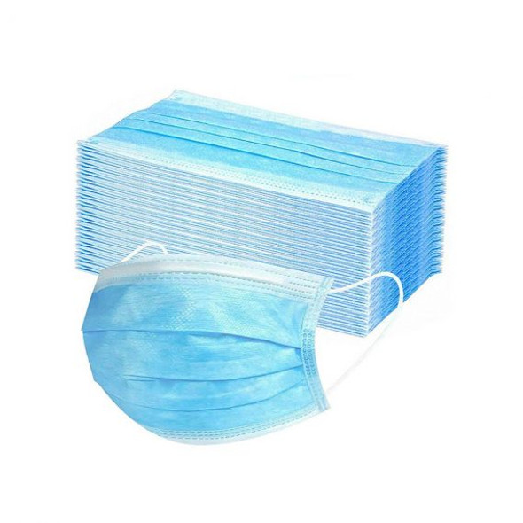 Medybird 3 ply disposable Mask   50 in A Box