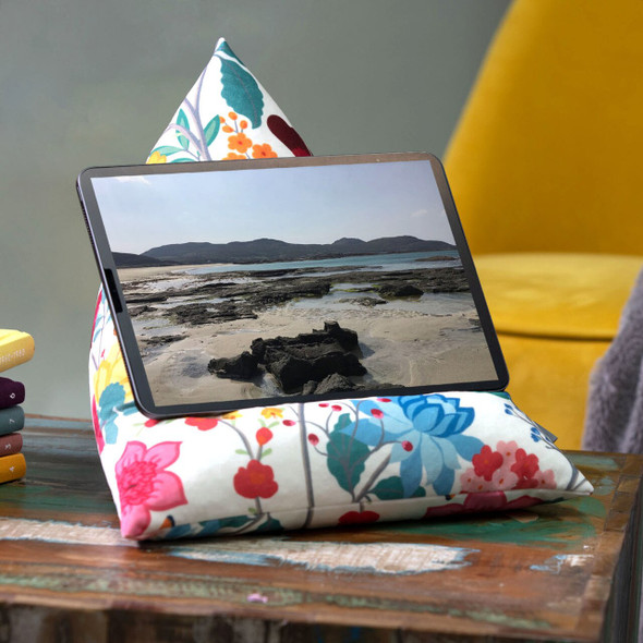 Celina Digby Tablet Beanbag - Midsummer Morning