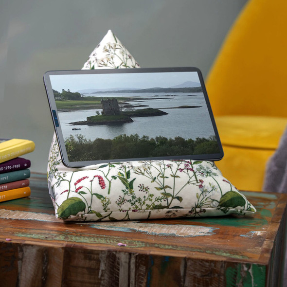 Celina Digby Tablet Beanbag - Welsh Meadow