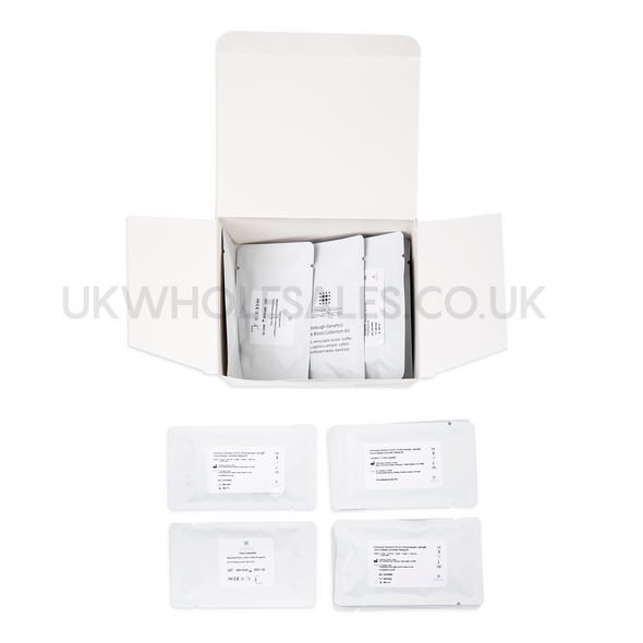 COVID-19 Antibody Lateral Flow Test Kit (IgM & IgG) - Finger Prick