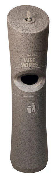 Dynaspense® Free Standing Dispesner With Bin 500/1000Wipes