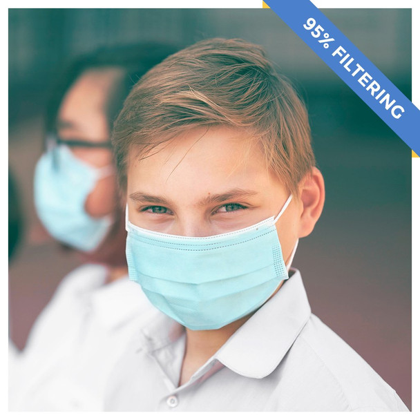 Face Mask for Kids - Box of 50