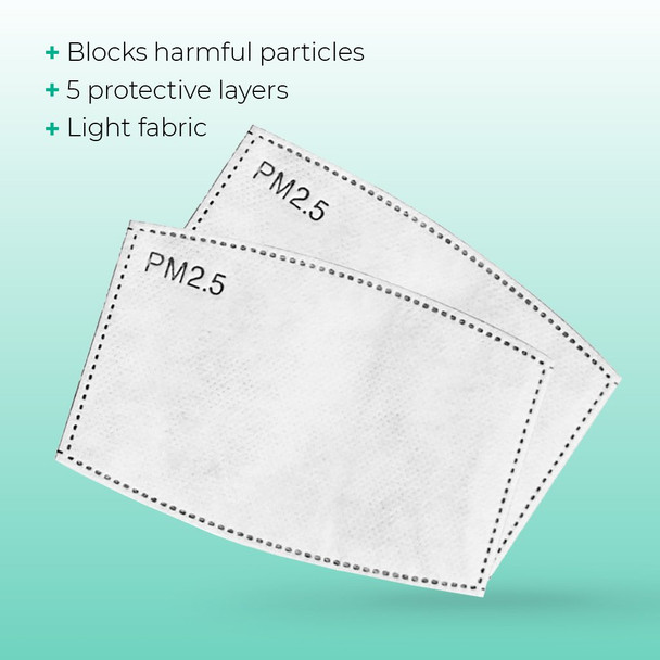 Replacement Filters - Pack of 10