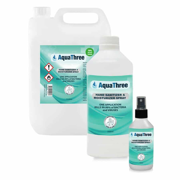 UK Wholesales -  5L Hand Sanitiser Spray Refills designed to keep you safe and save money.