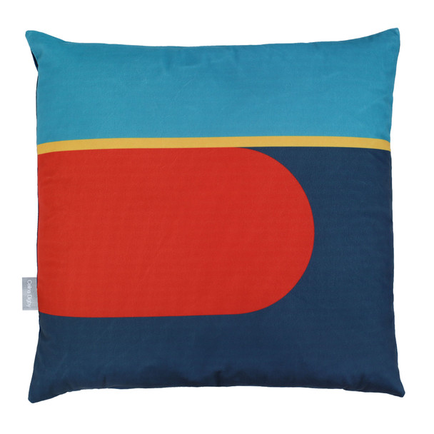 Celina Digby Opulent Velvet Cushions - Red Harmony