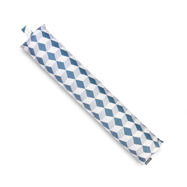 Celina Digby Draught Excluder - Cube Grey