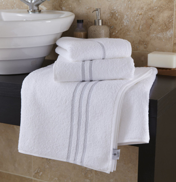 400 GSM 100% Cotton Spa/Leisure Hand Towel (50x90 cm)