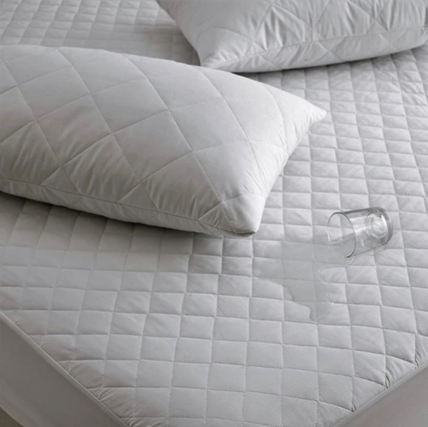 Waterproof Luxury Quilted Fitted Mattress Protectors