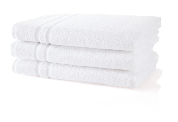 Wholesale Industrial Bath Towels (70 x 130cm)- 500 GSM