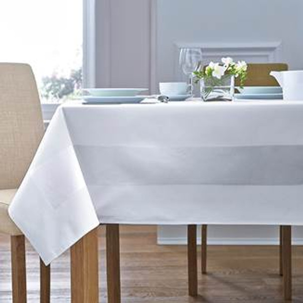 Superior Satin Band Table Linen 230gsm