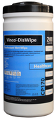 Vinco-DisWipe Healthcare Disinfectant Wipes 200sheet White