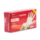Protective Powder Free Hand Gloves Vinyl (Size: S, M, L) Box of 100.