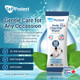 Self Protect Medical Grade Body Cleaning Wipes- 50 Wipes (info)