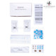 13 Covid 19 Antigen Lateral Flow Test Non-Invasive Kits - Lower Nostril Swab