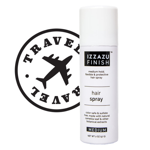 Hair Spray Medium - (Travel)