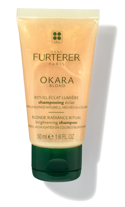 Okara Blond Brightening Shampoo - Travel Size