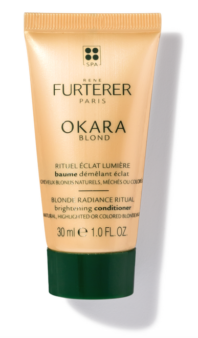 Okara Blond Brightening Conditioner - Travel Size
