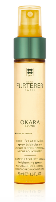 Okara Blond Brightening Spray - Travel Size