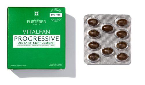 Vitalfan Progressive Dietary Supplement - 30 Capsules