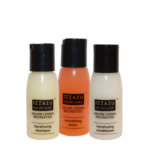 Ultimate Frizz Control Miniz Kit