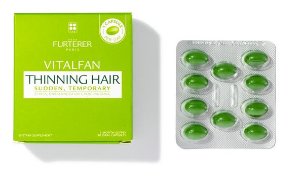 Vitalfan Dietary Supplement for Reactional Thinning Hair - 30 Capsules