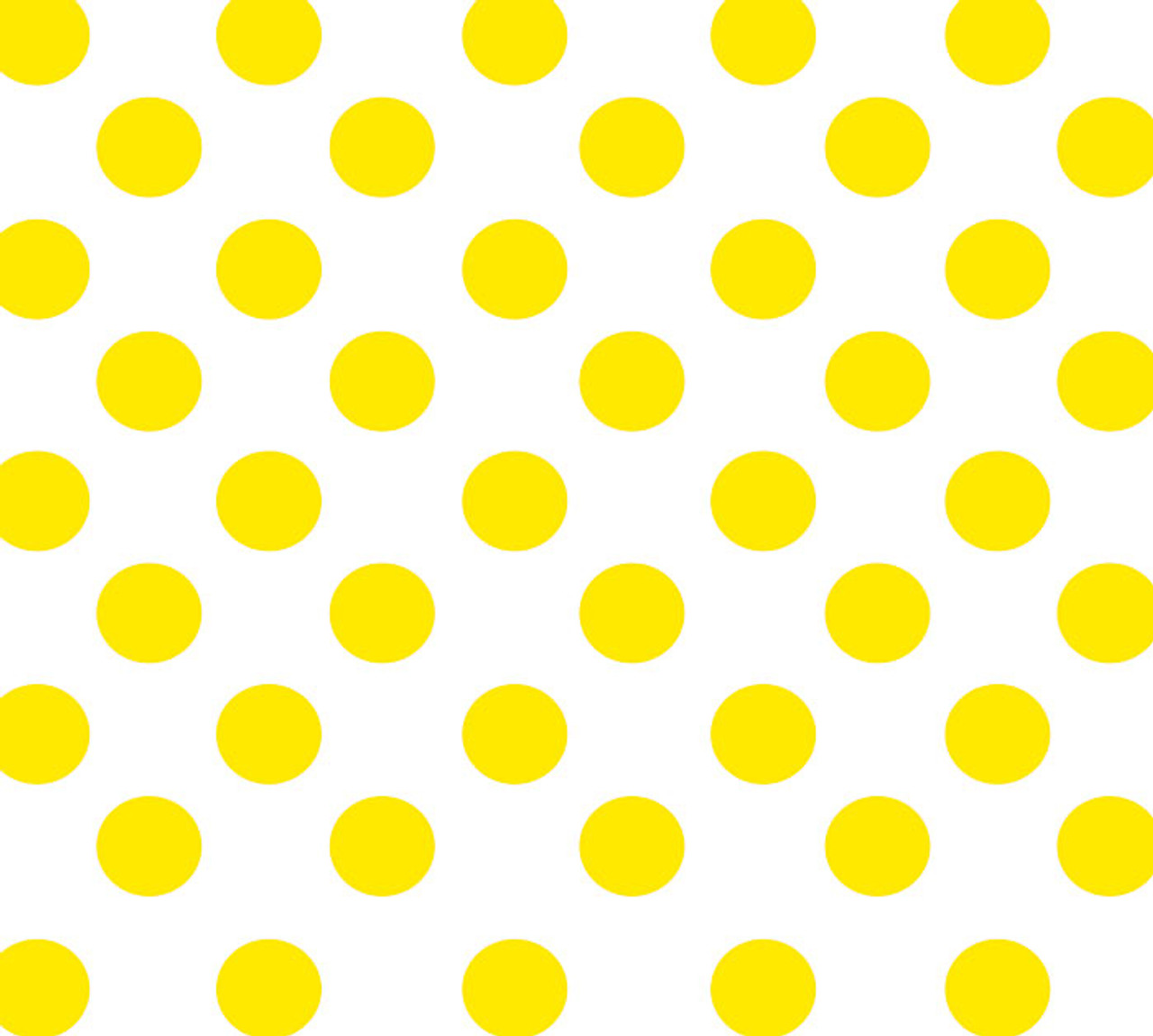 Yellow Dots The Wooden Spoon