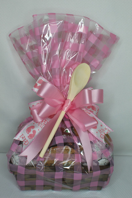 Welcome Baby Basket, Medium