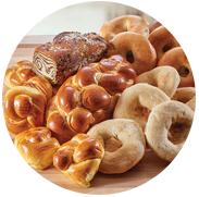 Challah, Bagels, & Bialys