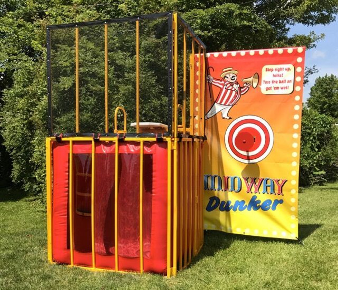 Collapsible Dunk Tanks