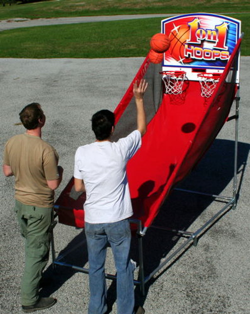 1on1 Electronic Basketball