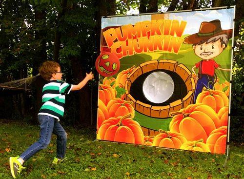 Pumpkin Chunkin'