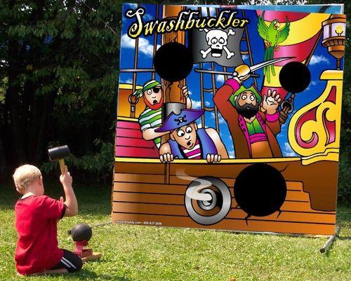 Swashbuckler Frame Game